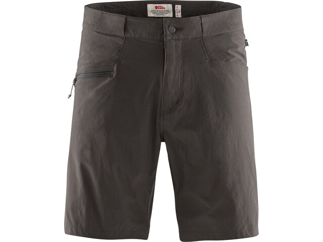 Fjällräven High Coast Lite Shorts Heren, dark grey